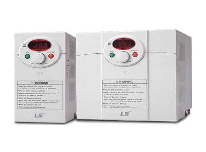 Hướng Dẫn Cài Đặt Biến Tần LS IC5 Series