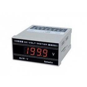 Đồng hồ đo volt amper digital panel meter M4W2P-DV