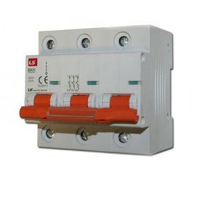 CB tép (MCB) BKH3P-100A,10KA
