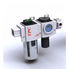 Bộ chỉnh áp có tích hợp bộ lọc khí + bộ cấp dầu PC3A-02DG
