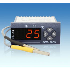 Bộ điều khiển nhiệt độ conotec FOX-2005
