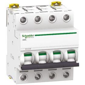 MCB điện 1 chiều dòng Acti9 C60H-DC Schneider A9N61500