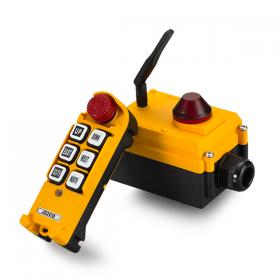Điều khiển cần trục Jeico JREMO 6K A (Rx2)