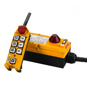 Điều khiển cần trục Jeico JREMO 6K + B (Rx3)