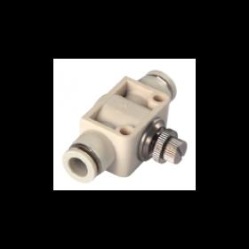 Van tiết lưu 2 đầu ống SP100F-10