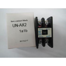tiếp điểm phụ dùng cho contactor S-N UN-AX2 2B
