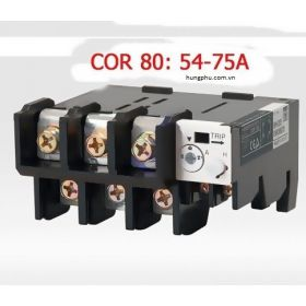 Relay nhiệt Cheil COR-80(34-50A)