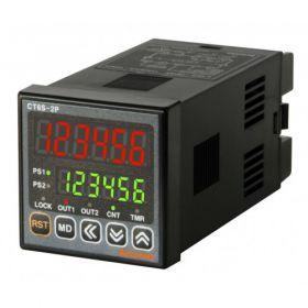 Bộ đếm / bộ định thời Autonics CT6S-2P4