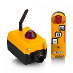 Điều khiển cần trục Jeico JREMO 3K A (Rx2)