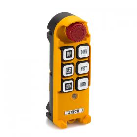 Điều khiển cần trục Jeico JREMO 6K B (Rx2)