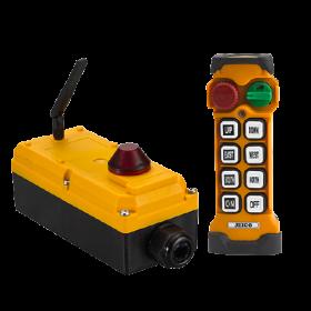 Điều khiển cần trục Jeico JREMO 8K A (Rx2)