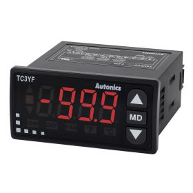 Điều khiển nhiệt độ Autonics TC3YF-34R-RTD