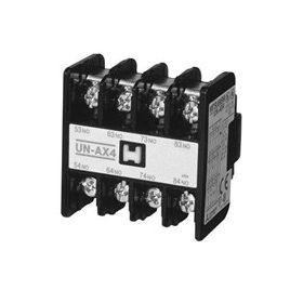 tiếp điểm phụ dùng cho contactor S-N UN-AX4 4A