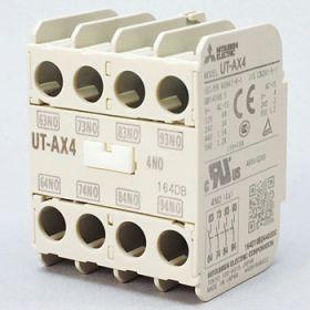 tiếp điểm phụ contactor S-T UT-AX4 3A 1B